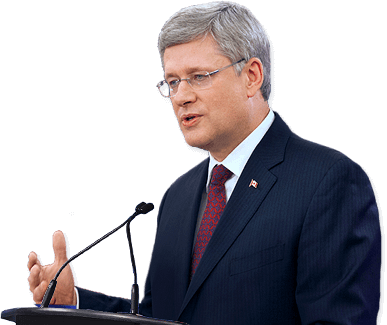 Federal Election 2015 - Stephen Harper, Justin Trudeau, Thomas Muclair